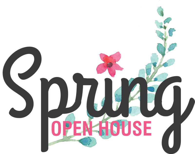 Spring updated times mckinley. Kindergarten clipart open house