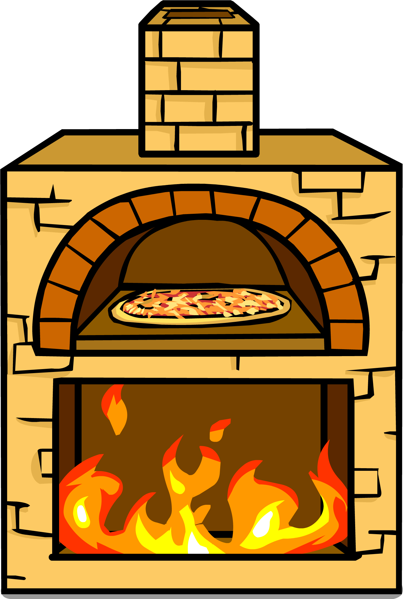 Club clipart pizza. Image oven sprite png