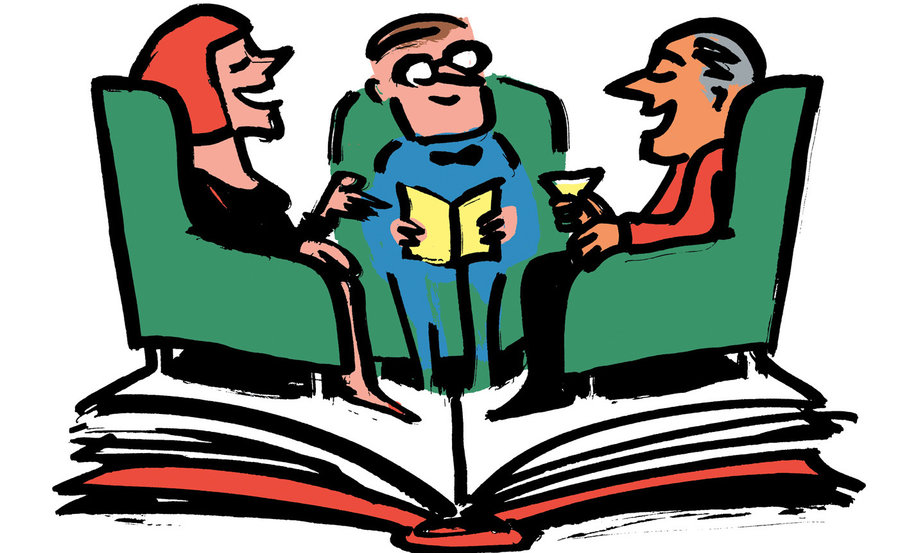 Discussion clipart book discussion. Free group cliparts download
