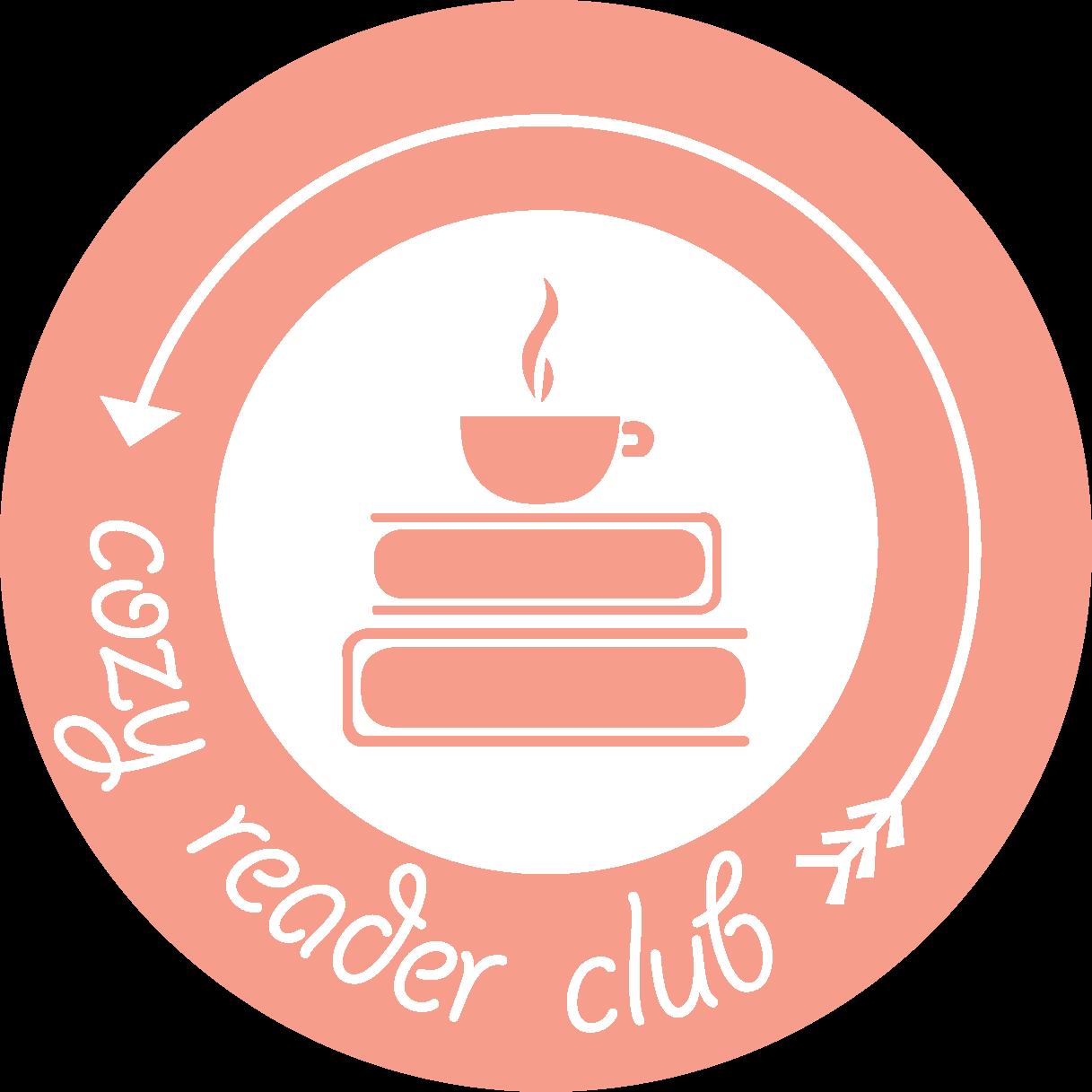 Reader club april full. January clipart cozy