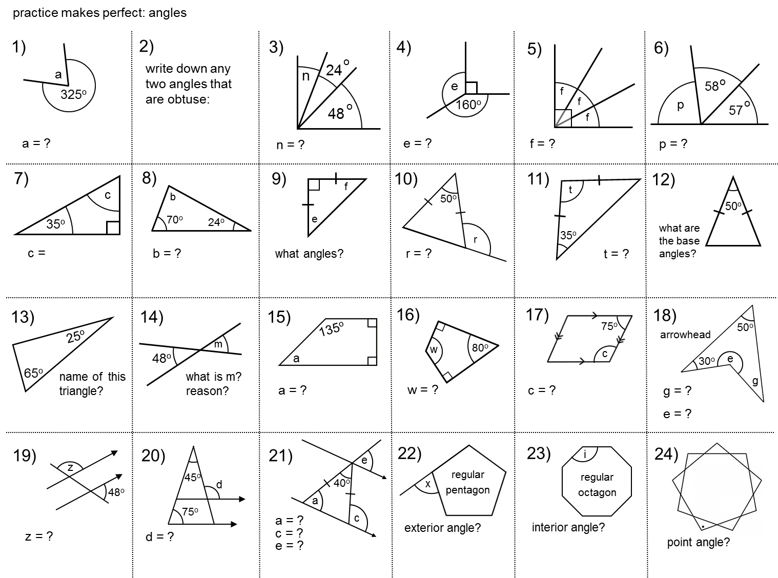 Median don steward secondary. Geometry clipart math protractor
