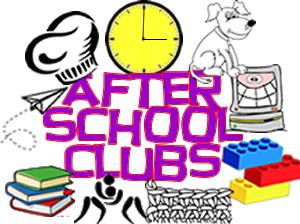 Afterschool clubs scoil na. Club clipart school club