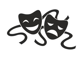 Club clipart speech drama. Cantata school of music
