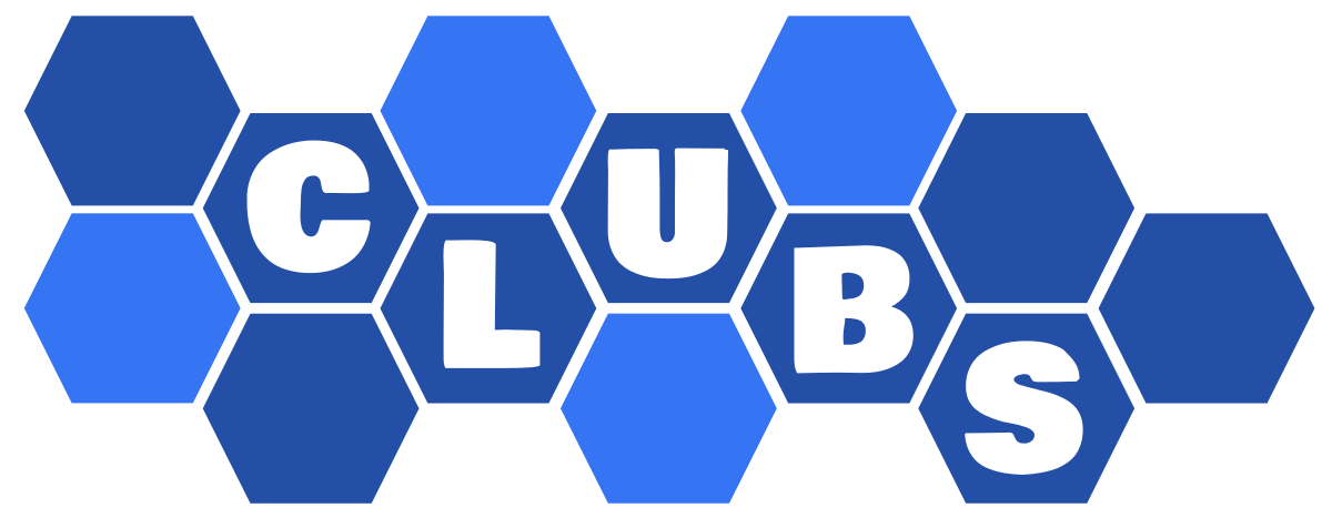 Clubs how to pick. Club clipart student club