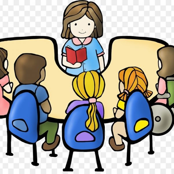 Reading book discussion clip. Club clipart student club
