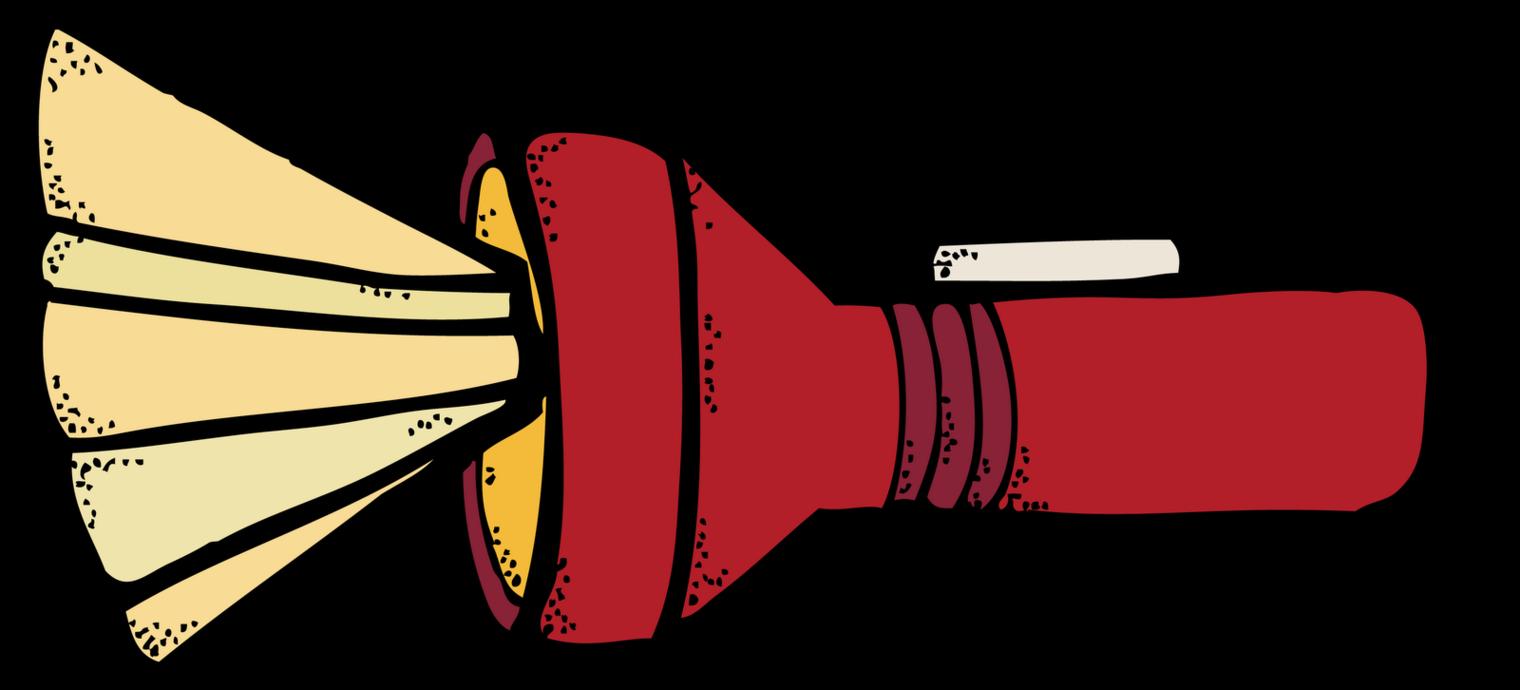 Lamp clipart camping lantern. Torch light yellow torchlight