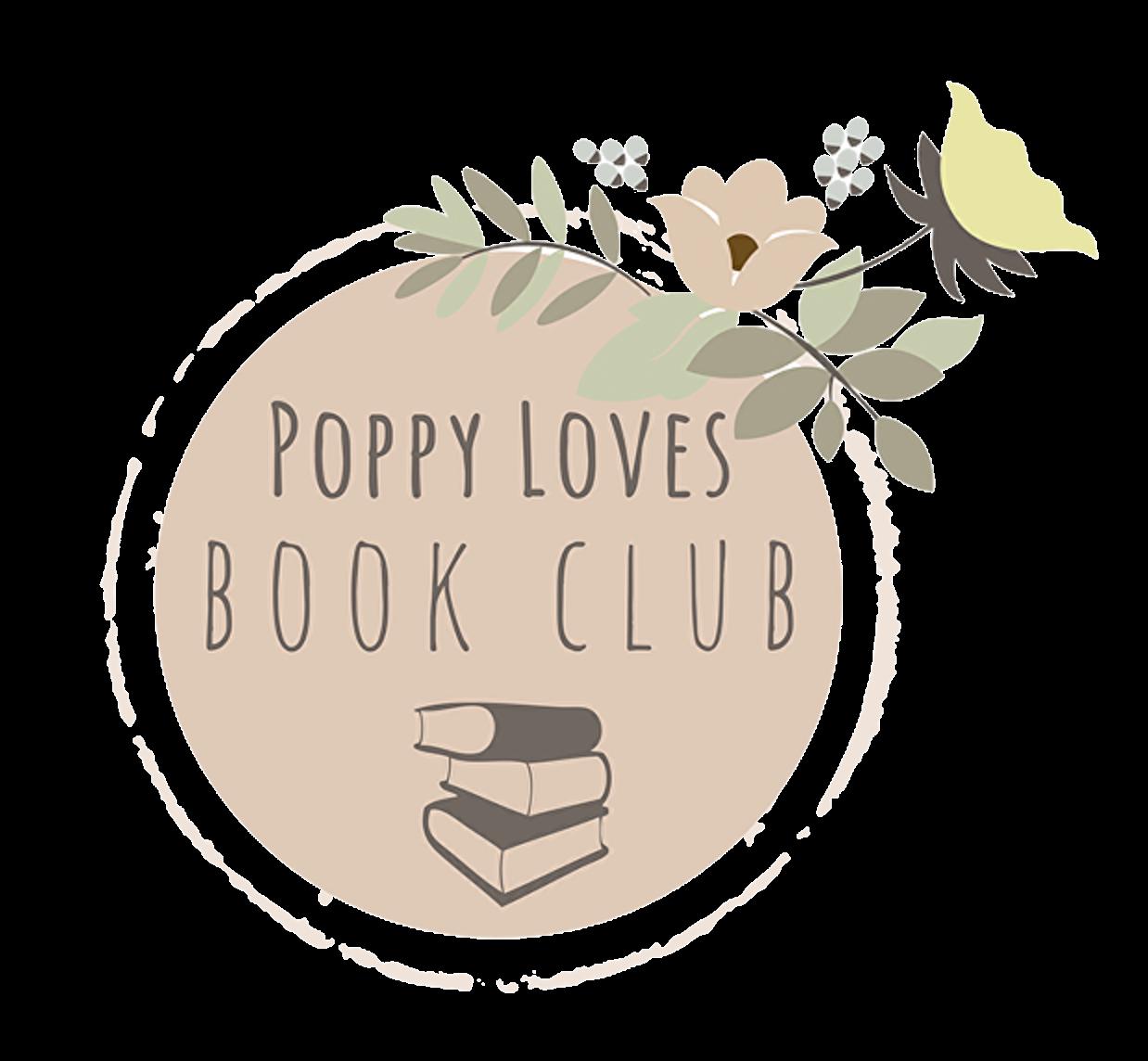 Club clipart womens book. Poppy loves