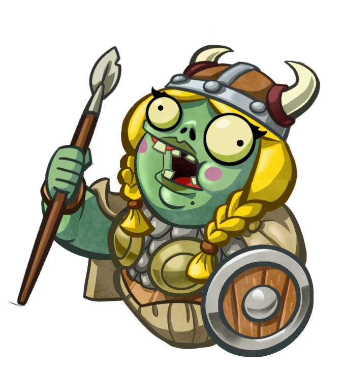 Valkyrie plants vs zombies. Zombie clipart zombie nurse
