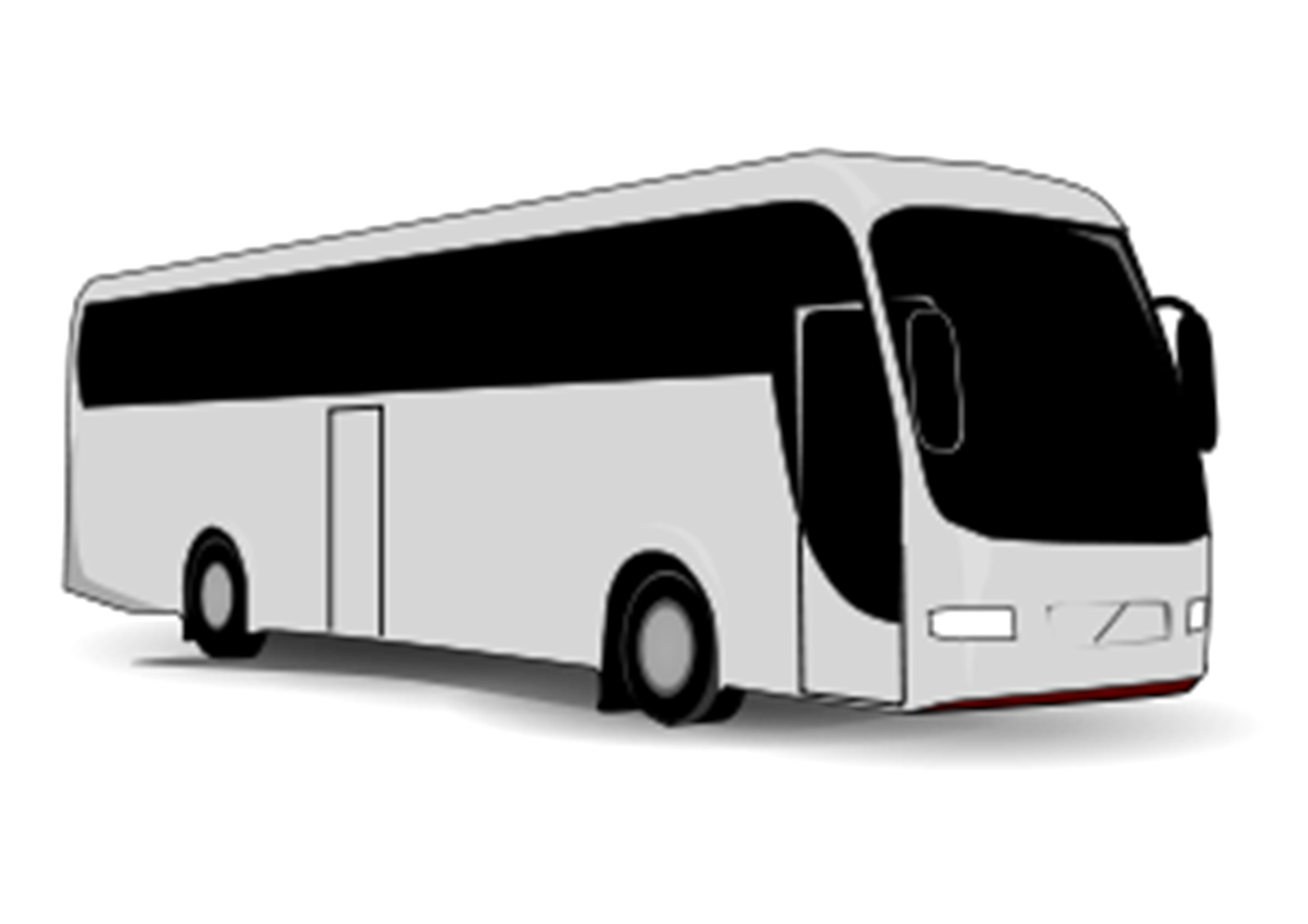 School trip planning timeline. Traveling clipart charter bus