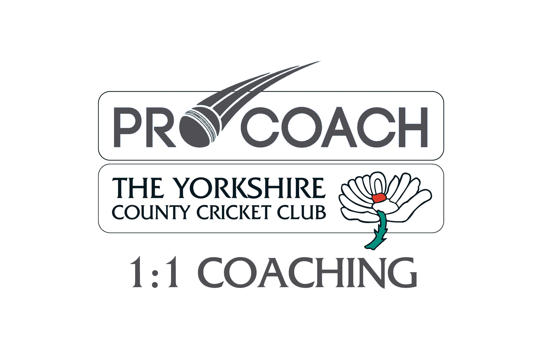 Pro yorkshire our courses. Coach clipart cricket coach