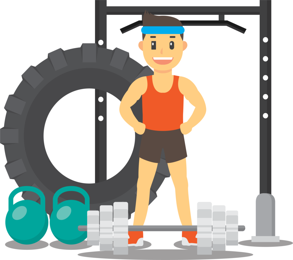 Exercise clipart health fitness. Executive coaching i am
