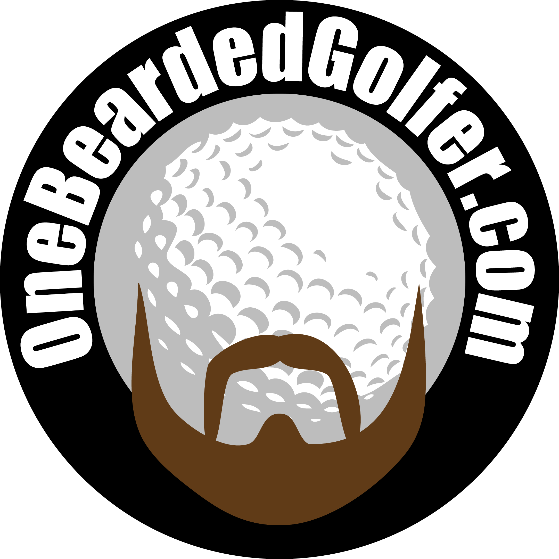 About one bearded published. Golfer clipart avatar
