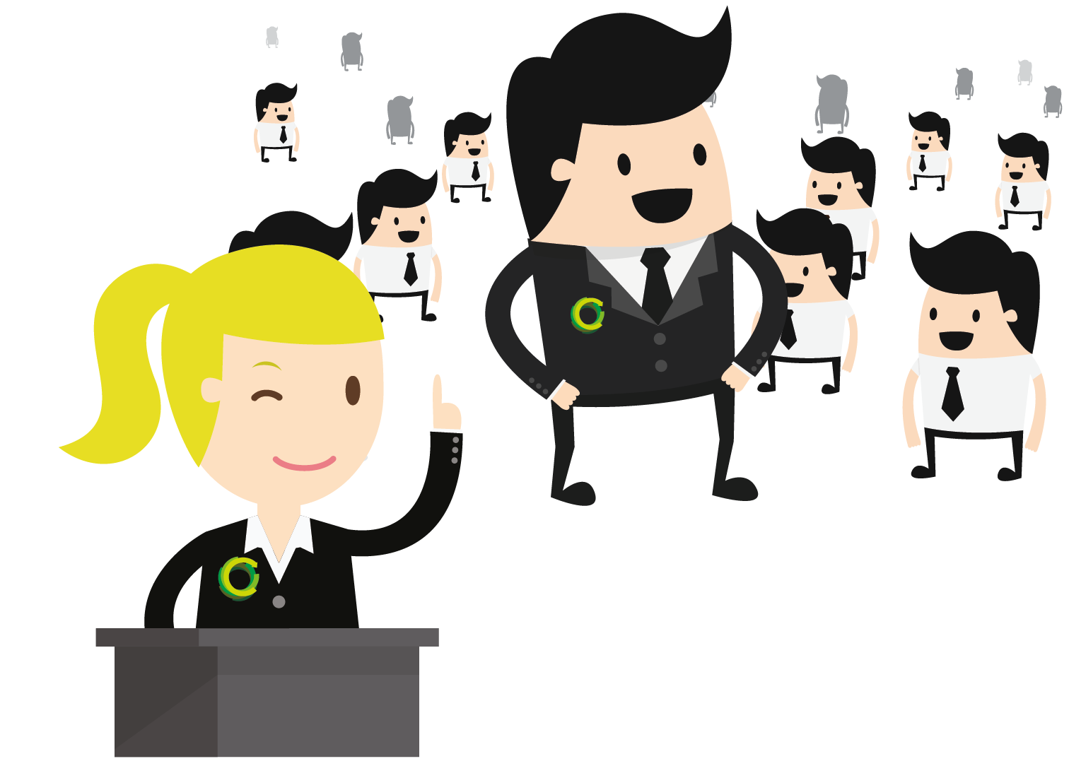 Coaching coach groupe atelier. Communication clipart interaction