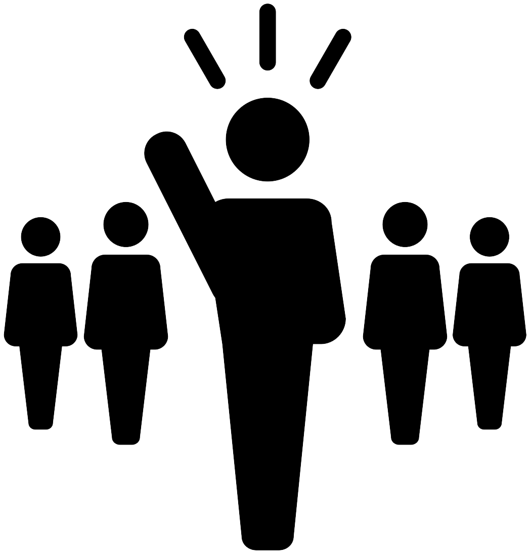 Ceo and evaluation criteria. Human clipart employee selection