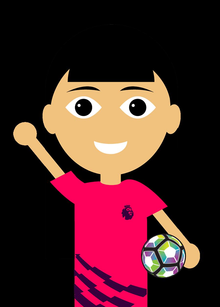 Premier league primary stars. Movement clipart pe kit