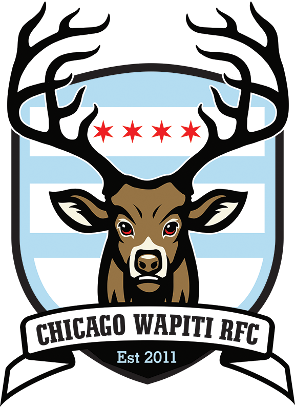 Our coaches chicago rfc. Deer clipart wapiti