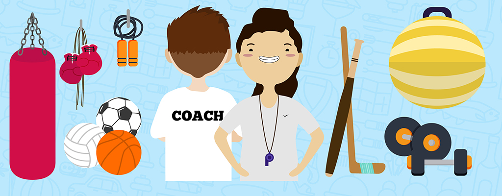 Coach clipart sports trainer. The definitive guide how