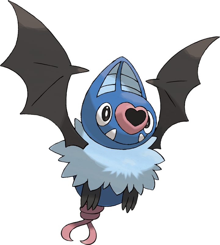 Coal clipart animated. Swoobat