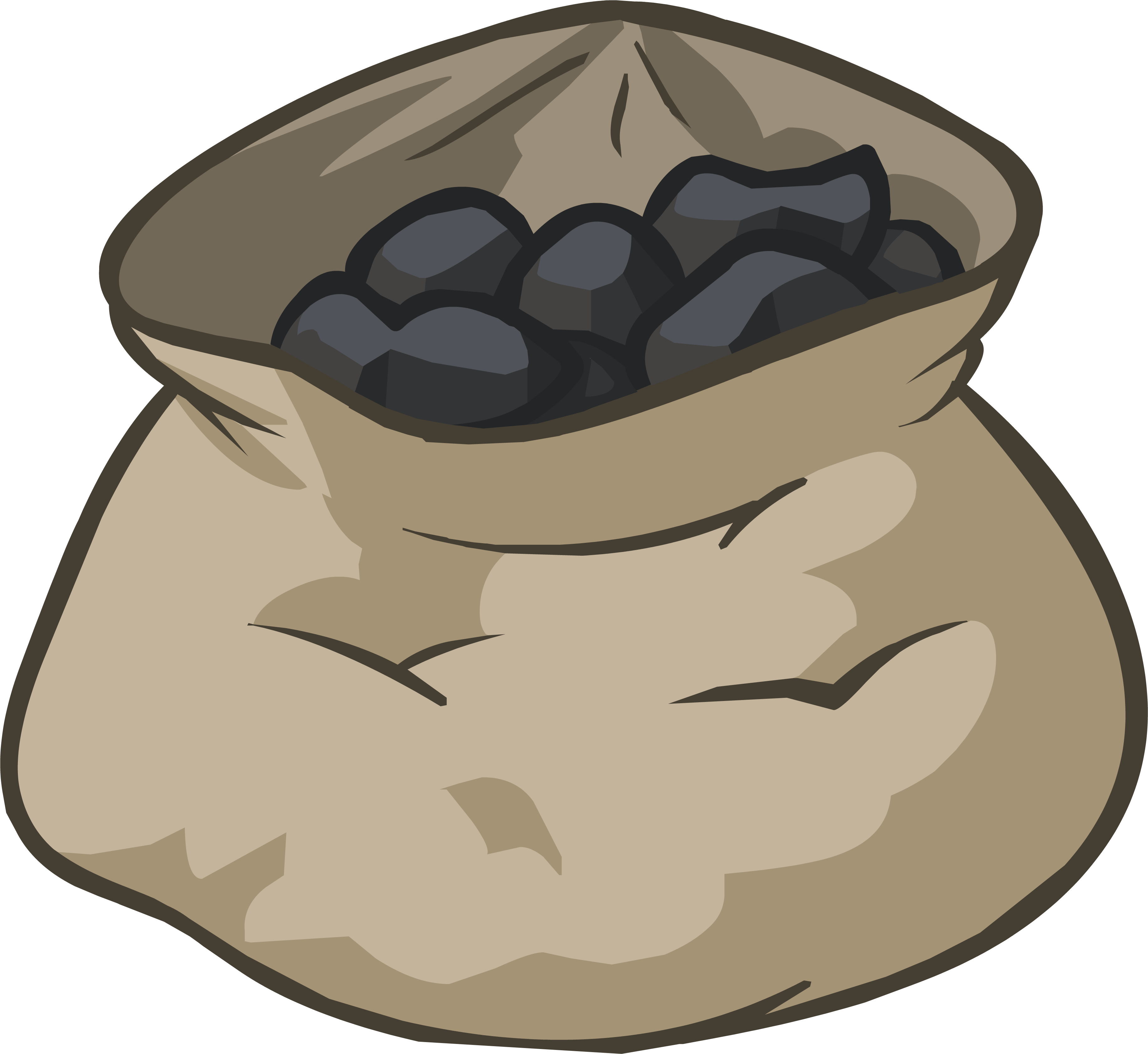 Of by angela png. Coal clipart bag coal