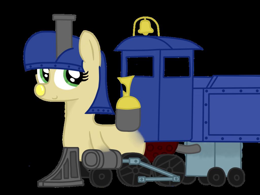 Oc pony lilly bell. Coal clipart coal train