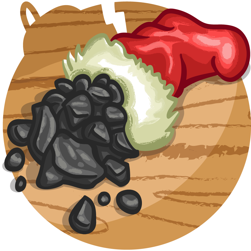 Coal clipart lump coal. Of wallabee collecting and