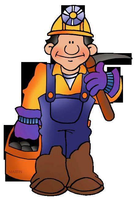 miner clipartlook. Coal clipart mine worker