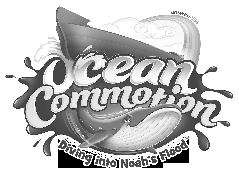 Ocean commotion resources answers. Flood clipart flood noah