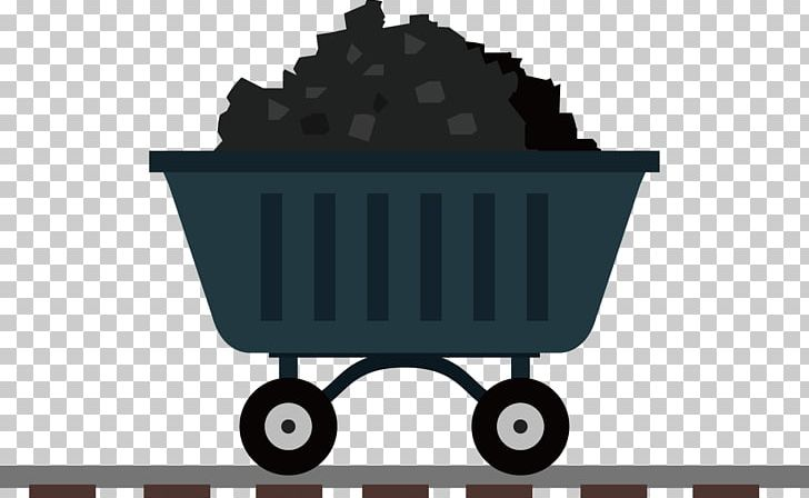 Mining icon png cart. Coal clipart vector