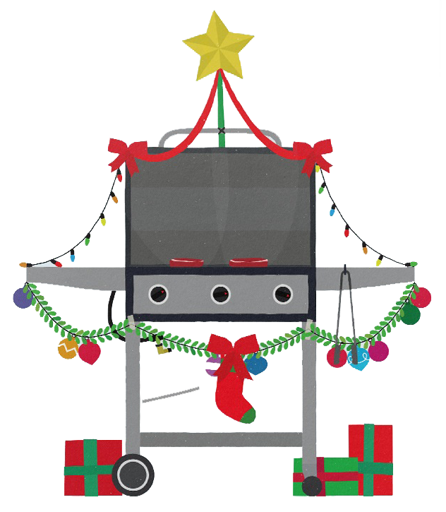 Coal clipart wood chip.  grills of christmas
