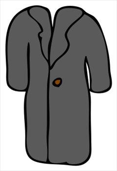 Jacket free panda images. Coat clipart