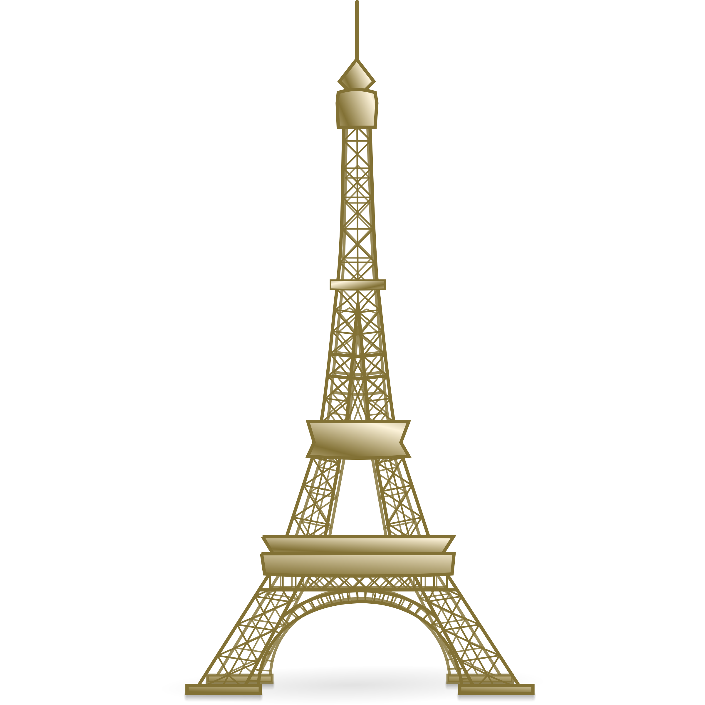 Tower clipart towers telecom. Eiffel animated free collection