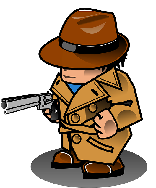 Detective clipart symbol. Free to use cliparts