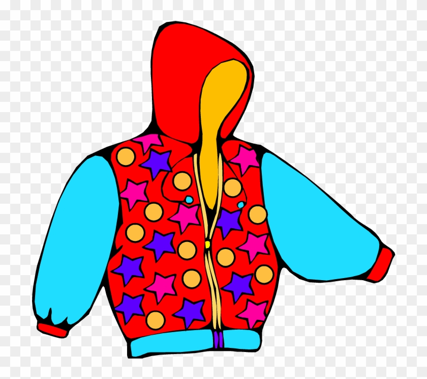 Coats for kids portal. Coat clipart girl jacket