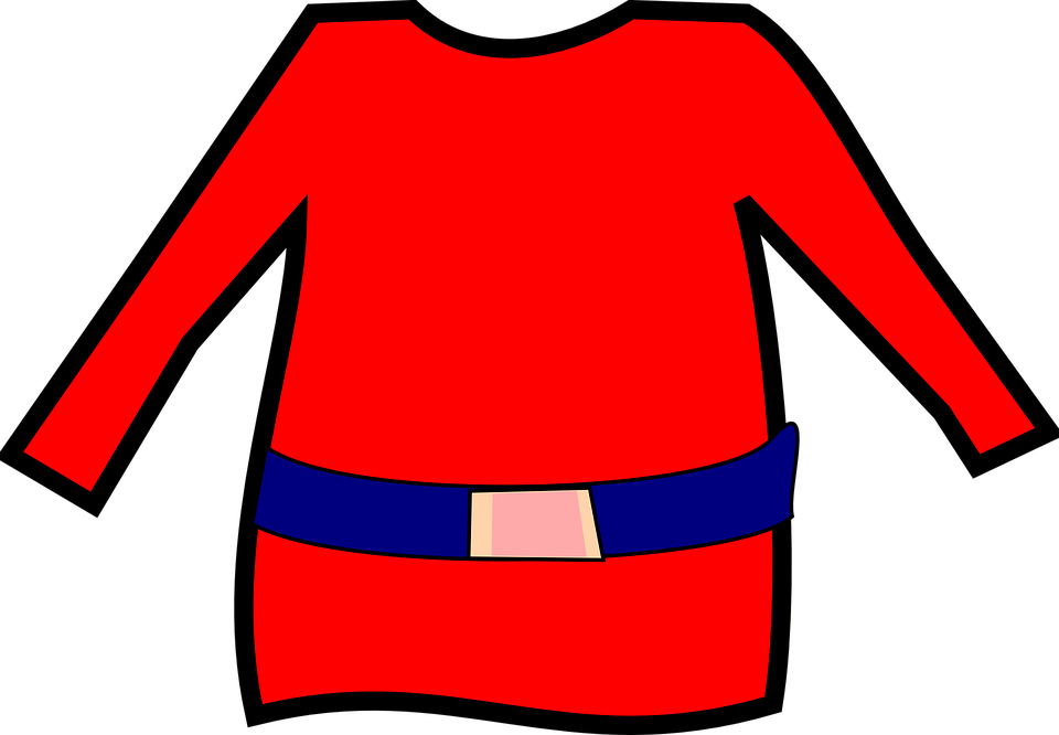 elf clipart clothing