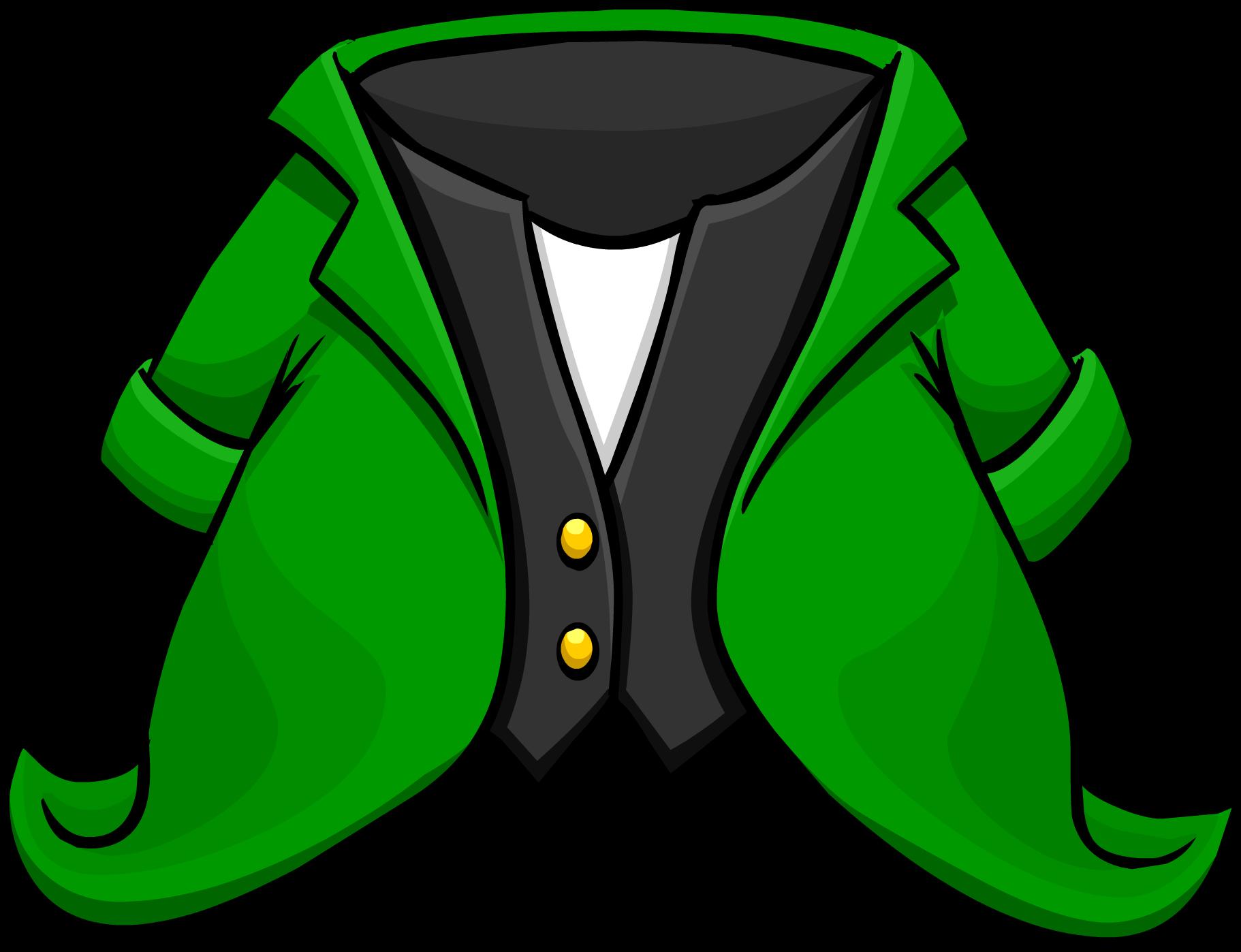 Leprechaun clipart coat. Hd tuxedo body free