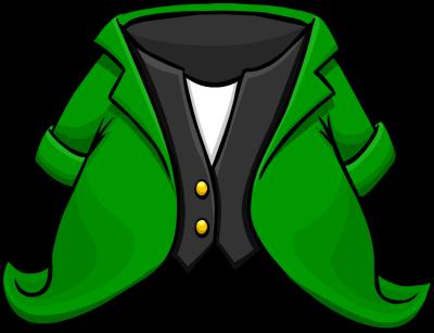 Leprechaun clipart coat. Png dlpng com