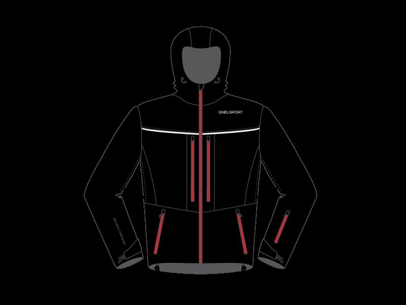 coat clipart ski jacket