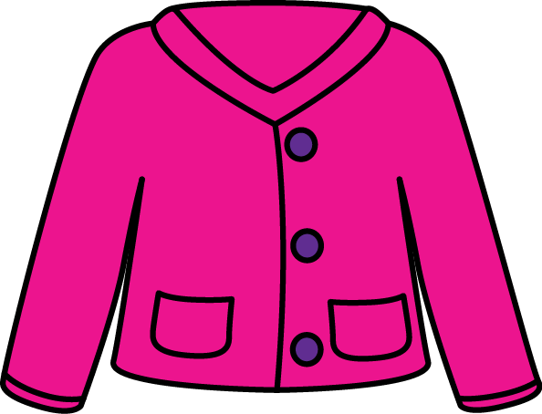 Hoodie clipart pink coat. Sweater clip art images