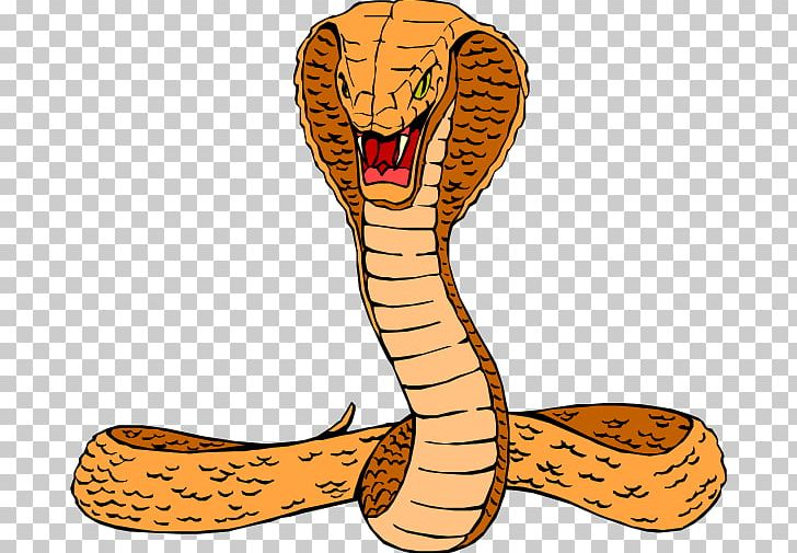 Cobra clipart big snake. King free content png