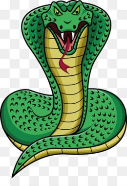 Pin by pngsector on. Cobra clipart coiled snake