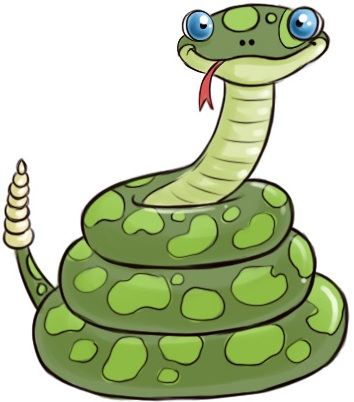 Cobra clipart coiled snake. Free drawing download clip