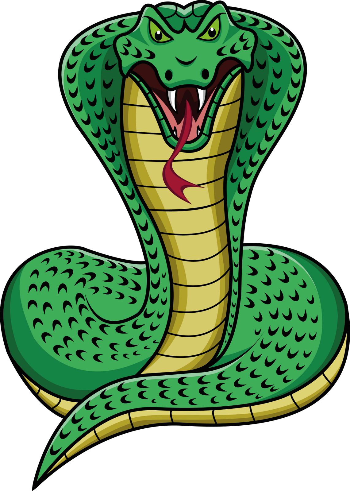 Png images free download. Cobra clipart cool snake