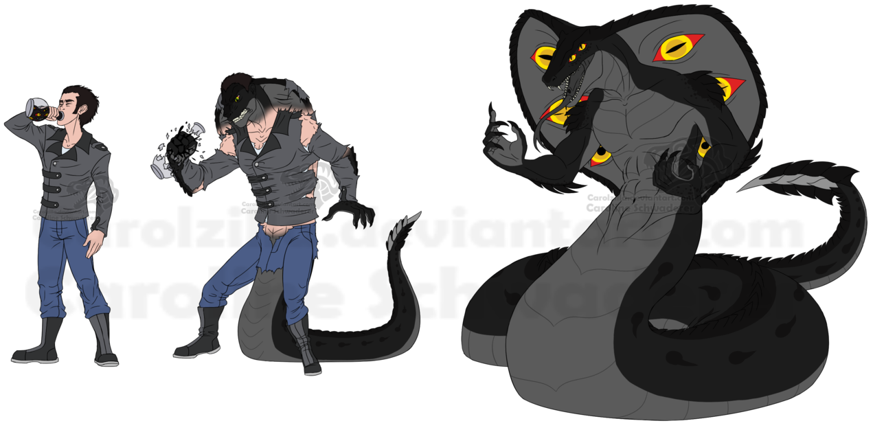 Noxious transformation commission by. Cobra clipart drawn