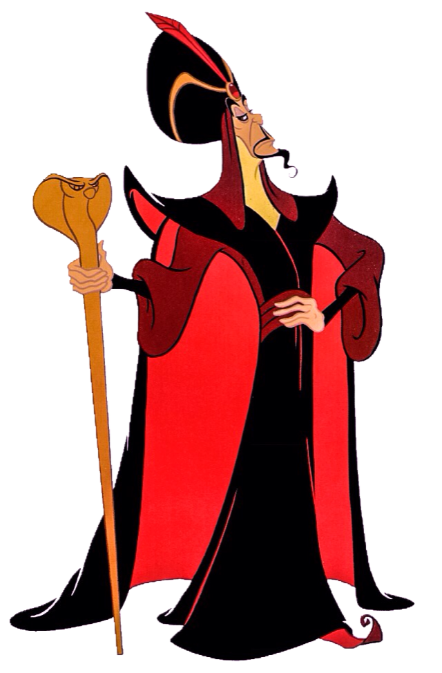 Warrior clipart arabian. Jafar disney wiki fandom
