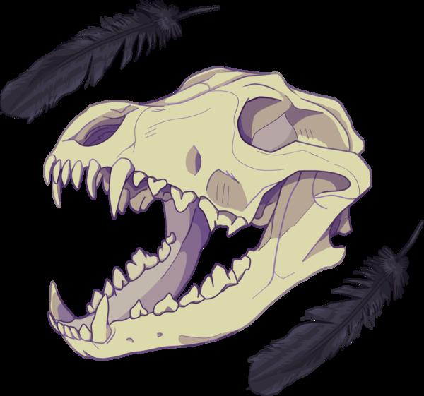 Latest szkielety pinterest wolf. Cougar clipart animal jam