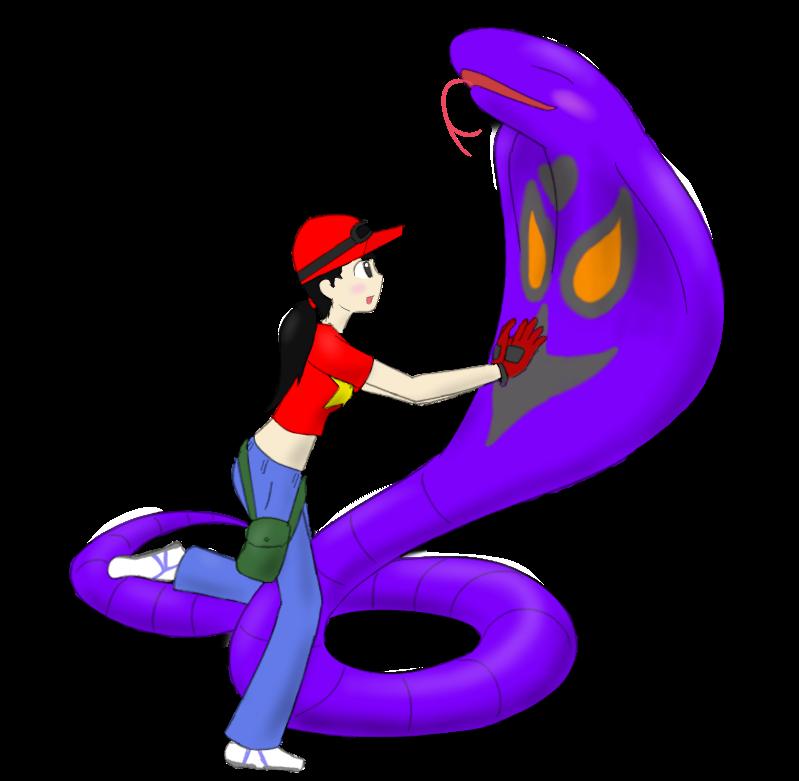 Who s my good. Cobra clipart purple