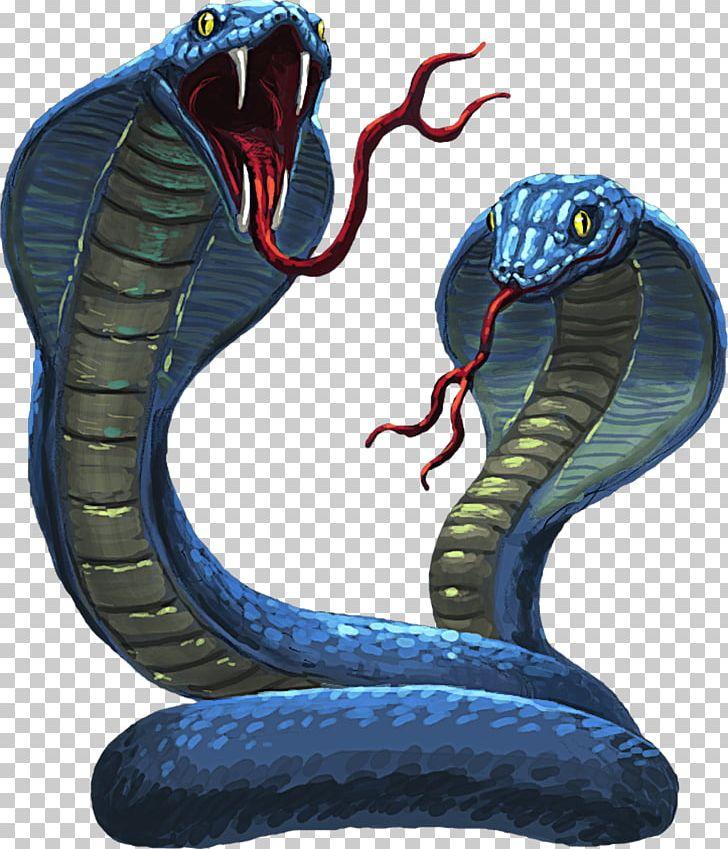 Cobra clipart reptile. Snake king elapidae png