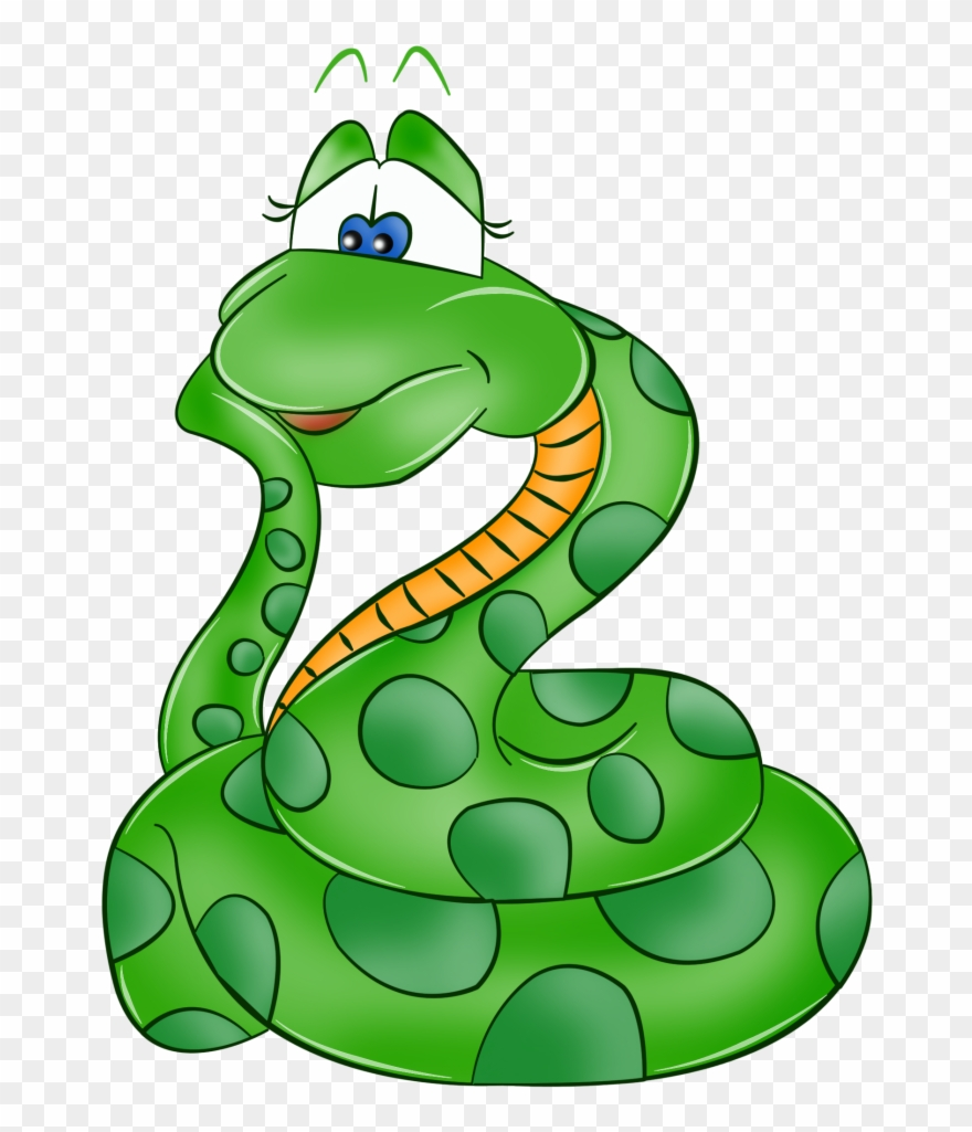 Cartoon snakes clip art. Cobra clipart snack