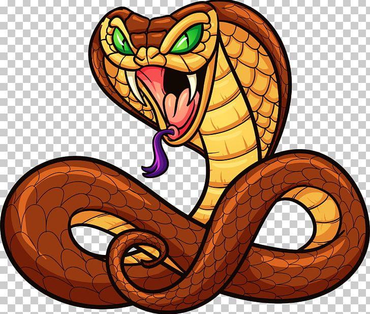 Cartoon png animals clip. Cobra clipart snake egyptian