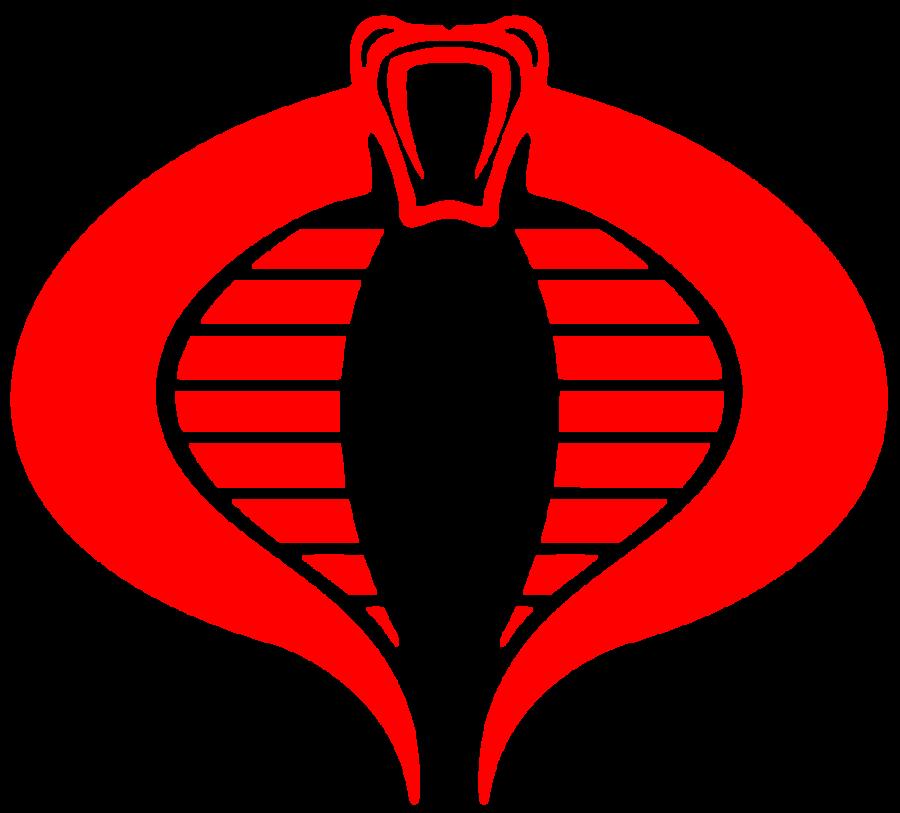 Cobra clipart snake hood. Commander mask diy pinterest